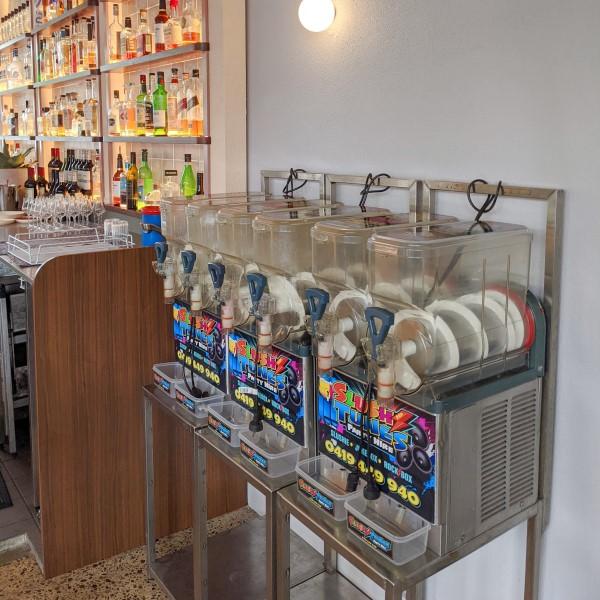 Slushy-in-bar